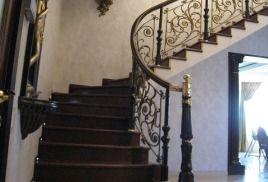 Чугунные винтовые лестницы, художественное литье. Лестницы чугунные, ограждения