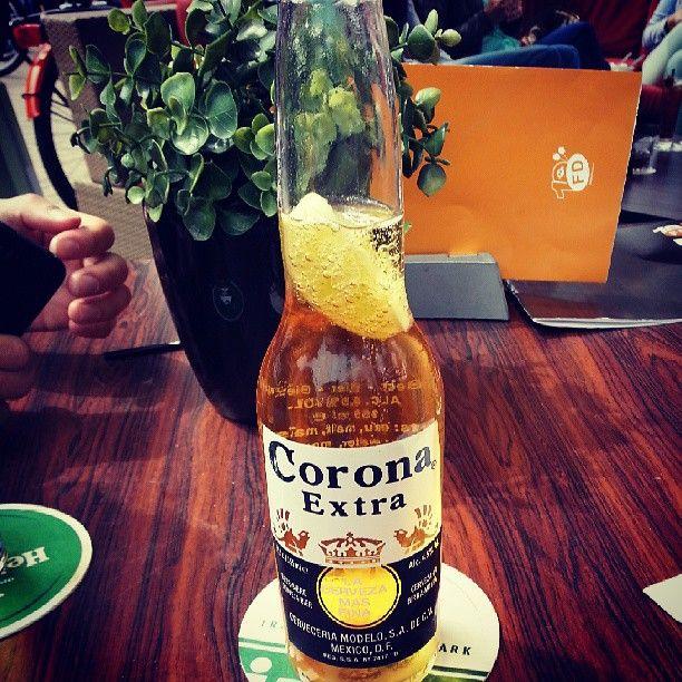 #corona #beer #bier #sun #summer #goodlife #fredendouwe #friends #fun #terras