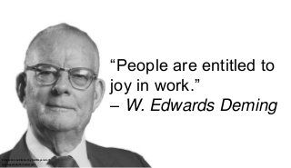 A Collection of Quotes from W. Edwards Deming