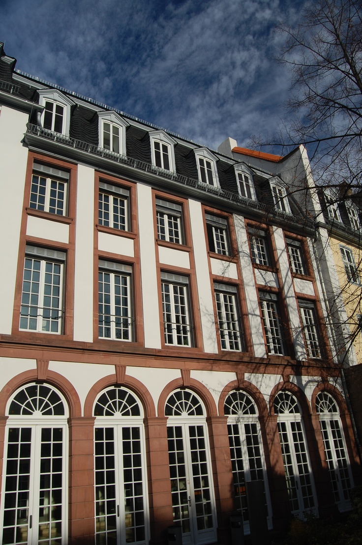 Goethe 's House in Frankfurt