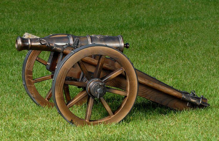 salutní kanon kaiser, zbraň, historie, napoleon, válka