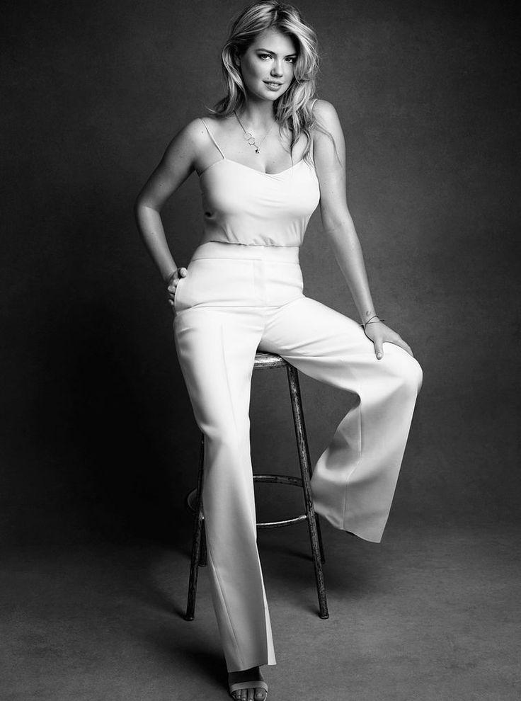 Кейт Аптон — Фотосессия для «The Edit» 2015 – 4