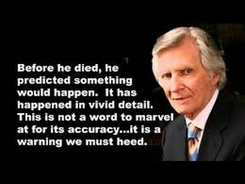 1973 END TIMES PROPHECY BECOMING INSANELY ACCURATE - SHOCKING WORDS FROM GOD - DAVID WILKERSON - YouTube