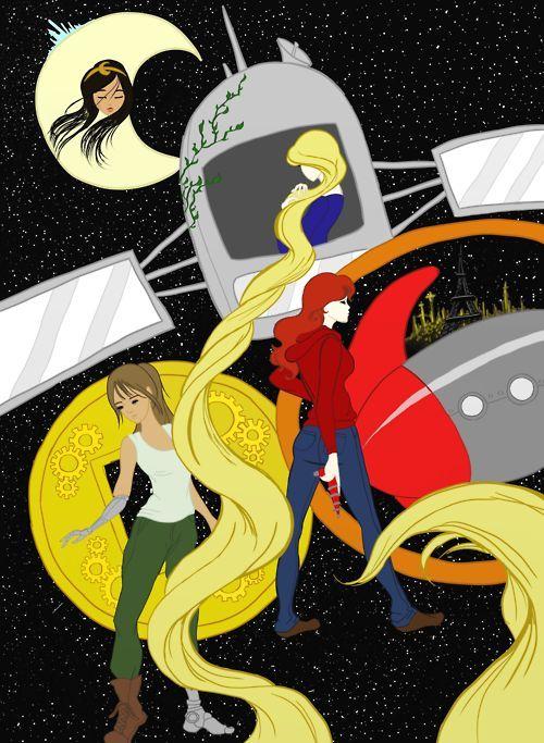 The Lunar Chronicles  Marissa Meyer