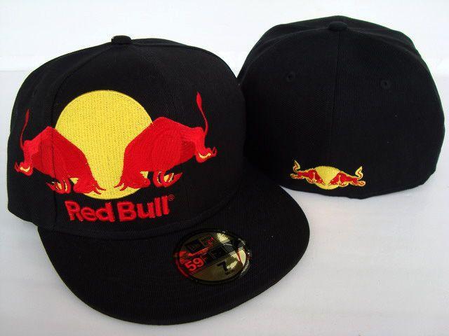 New era red bull cap 176