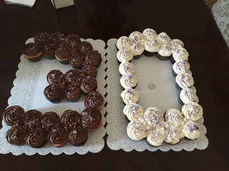 30th birthday cupcakes … More