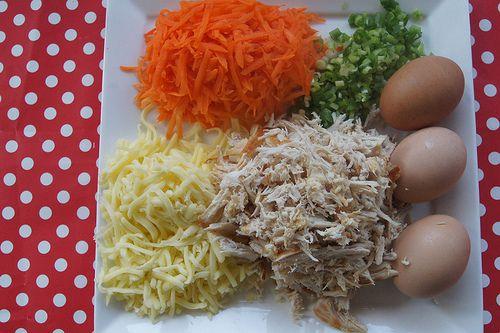 Rice Patties lunch box