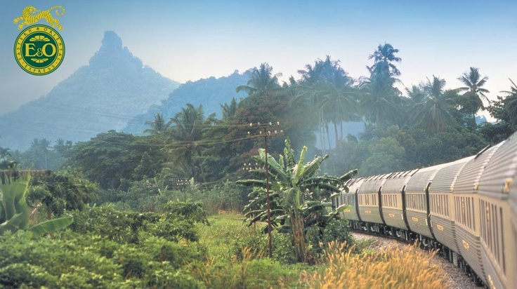 Easter and Oriental Express, South East Asia