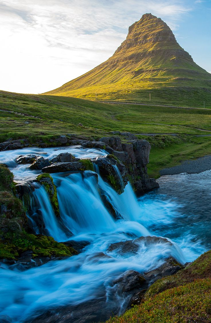 One must-see in Iceland: Snæfellsnes Peninsula. Only a couple of hours' drive from the capital, the isolated Snæfellsnes Peninsula feels like you've arrived at the very end of the earth.
