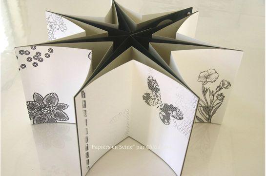 Mini album étoile 3