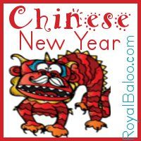 Free Chinese New Year Printable Pack!