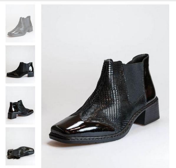 #Rieker Antistress #LadiesShoes #Boots #WinterBoots #WinterShoes #Lambswool Lining UK 6/EU 39