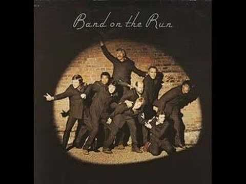 Paul McCartney- Band on the Run... Not my beloved Beatles, but still love it!!