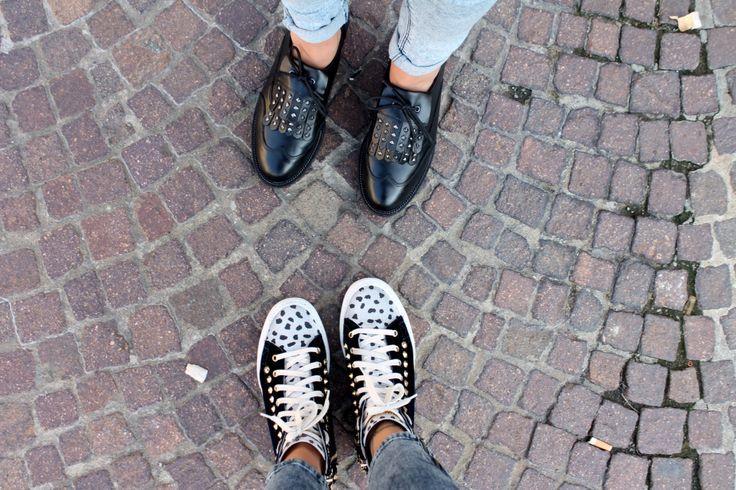 Shoes: Liu Jo & Stokton