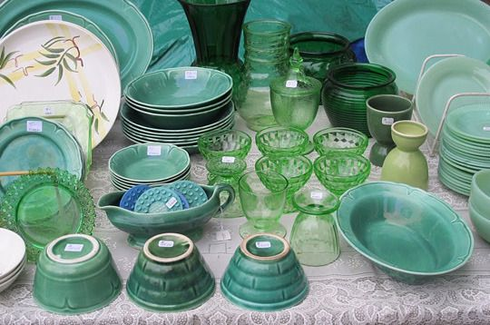 Brimfield Flea Market , would love to go there. Just the kind of things that would draw me in.