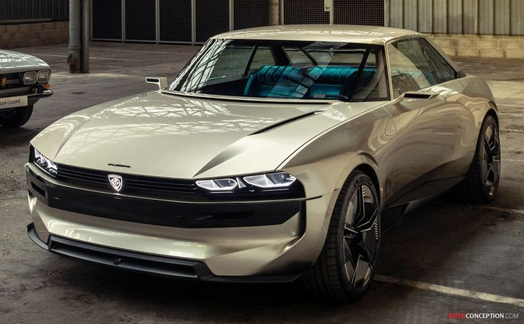 2018 Peugeot E Legend Concept Amazing Car Picture Peugeot