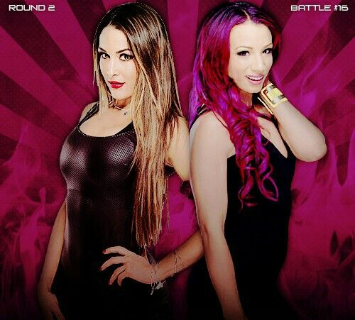 Who The Better Champion Nikki Bella Or Sasha Banks