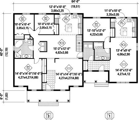 149 Best Images About Multi Family Plans On Pinterest