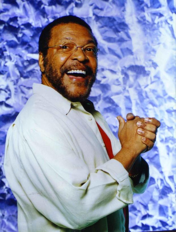O cantor, compositor e Unidos de Vila Isabel roxo Martinho da Vila (Foto: Divulgação)