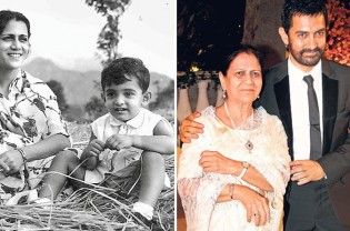 It is impossible for big stars like Aamir Khan and Salman Khan to give an entire day to their family as they are too caught up in their work. But both Aamir and Salman are devoted to their mothers. This week, Aamir flew down from Nagpur, so he could spend Mother's Day with his mother Zeenat Hussain in Mumbai. The...  Read More