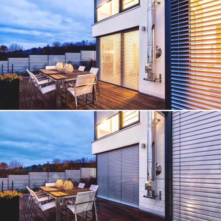 20 best raffstore images on Pinterest | Solar shades, Bielefeld and ...