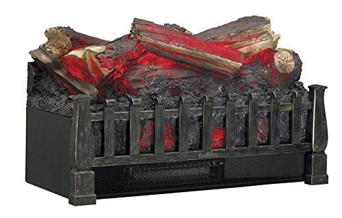 Best electric fireplace insert reviews -Duraflame DFI020ARU-A004 Electric Fireplace Insert