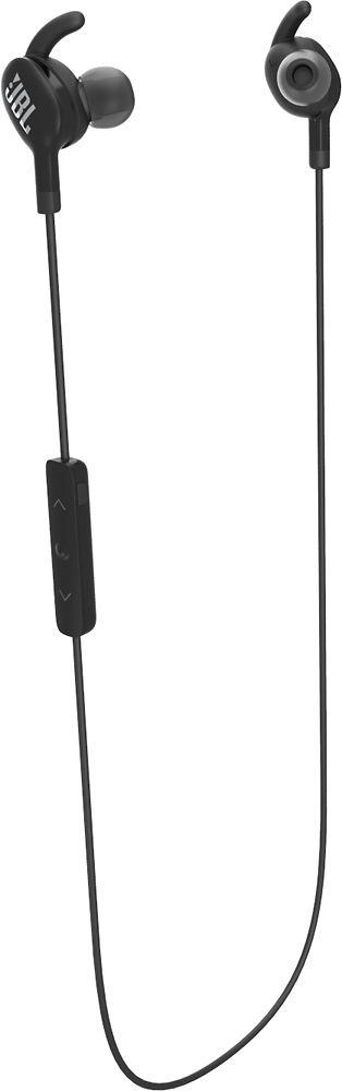 JBL - Everest 100 Wireless Earbud Headphones - Black