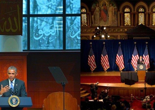 Further Proof That Barack Obama Is An Anti-Christian Muslim Spokesman