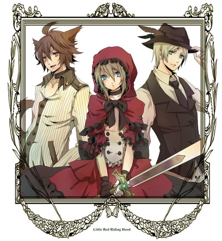 big bad wolf anime