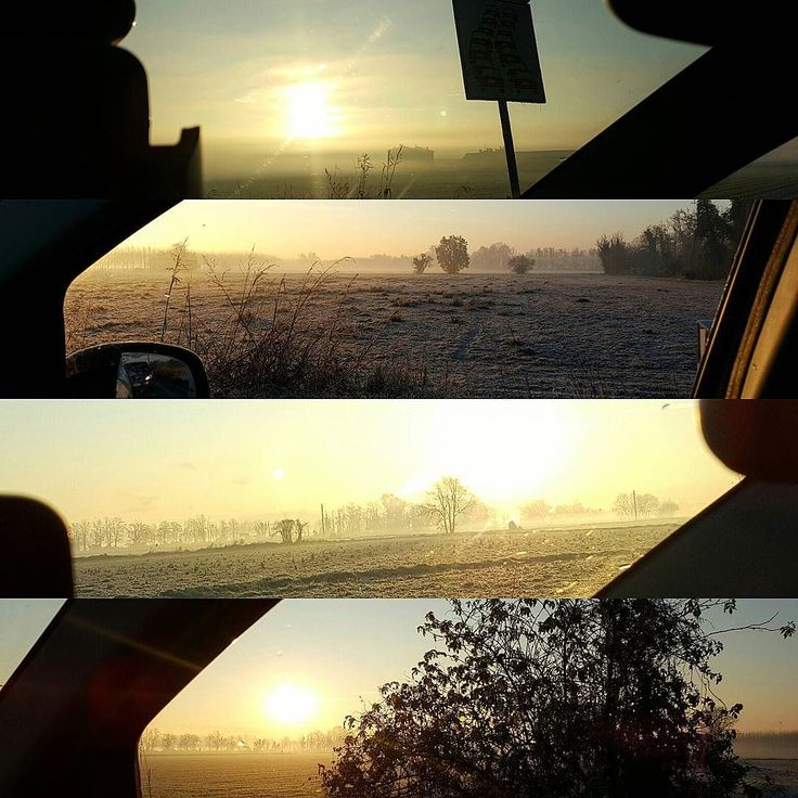 Italy by Car... #goodmorning  Out of the window there is a world and fancy lights and good whether.  The very question is: are you ready for this?  Are you ready to come out and live?