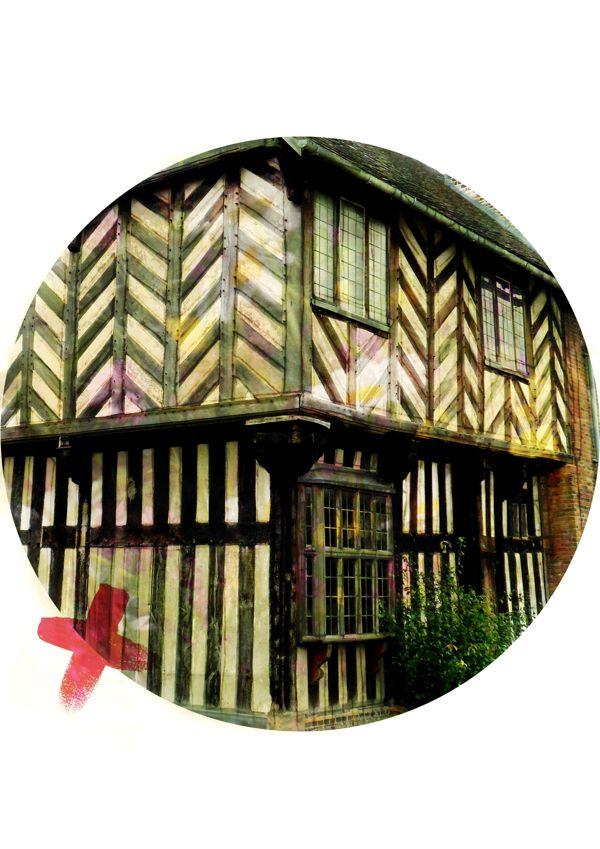 Birmingham's Buildings by Hannah Player, via Behance