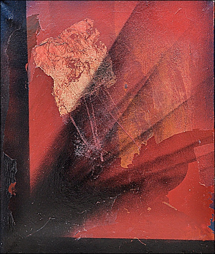 Œuvre Originale : Artiste : Patricia Abel    Dimension : 80 X 54 cm