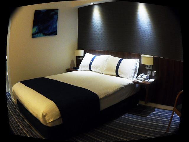 Review of Quality Hotel Edinburgh Airport - http://www.europealacarte.co.uk/blog/2013/12/07/review-of-quality-hotel-edinburgh-airport/
