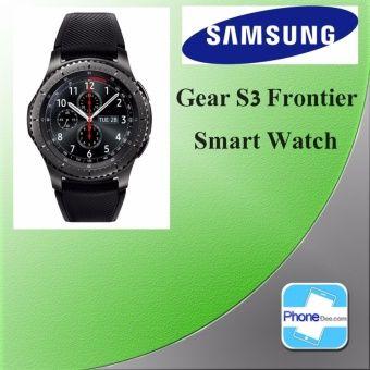 รีวิว สินค้า SAMSUNG GEAR S3 Frontier Smart Watch - (Grey) Bluetooth 4.2 กันน้ำ ประกันศูนย์ ★ เช็คราคา SAMSUNG GEAR S3 Frontier Smart Watch - (Grey) Bluetooth 4.2 กันน้ำ ประกันศูนย์ ช้อปปิ้งแอพ | affiliateSAMSUNG GEAR S3 Frontier Smart Watch - (Grey) Bluetooth 4.2 กันน้ำ ประกันศูนย์  ข้อมูลเพิ่มเติม : http://shop.pt4.info/B72Ou    คุณกำลังต้องการ SAMSUNG GEAR S3 Frontier Smart Watch - (Grey) Bluetooth 4.2 กันน้ำ ประกันศูนย์ เพื่อช่วยแก้ไขปัญหา อยูใช่หรือไม่ ถ้าใช่คุณมาถูกที่แล้ว…