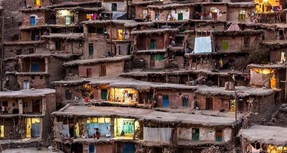 Masouleh: To ιστορικό χωριό του Ιράν, με την μοναδική αρχιτεκτονική