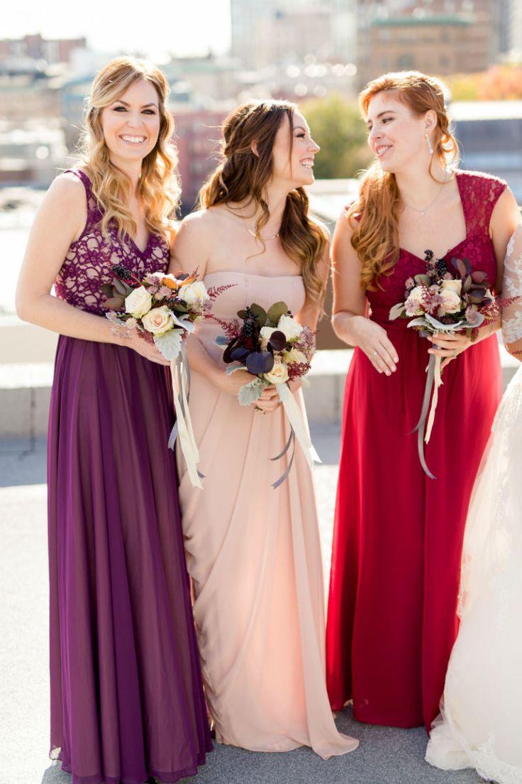 Soft Pink Bridesmaid Dress Red Bridesmaid Dress Purple Bridesmaid Dress Bridesmaids Dresses