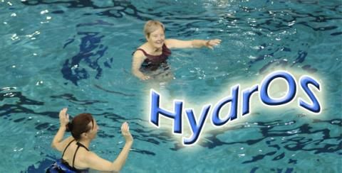 Seniors, improve your bone strength with HydrOS exercise program