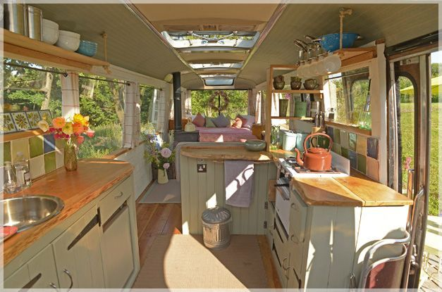 The Majestic Bus - Probably the best converted bus home I've ever seen!  Follow out build at: www.tinyhousegiantjourney.com or at: https://www.facebook.com/tinyhousegiantjourney