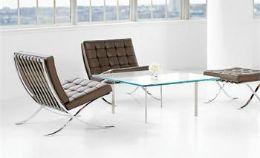 Немецкого архитектора Людвига Миса ван дер Рое по праву можно называть одним из духовных отцов минимализма.