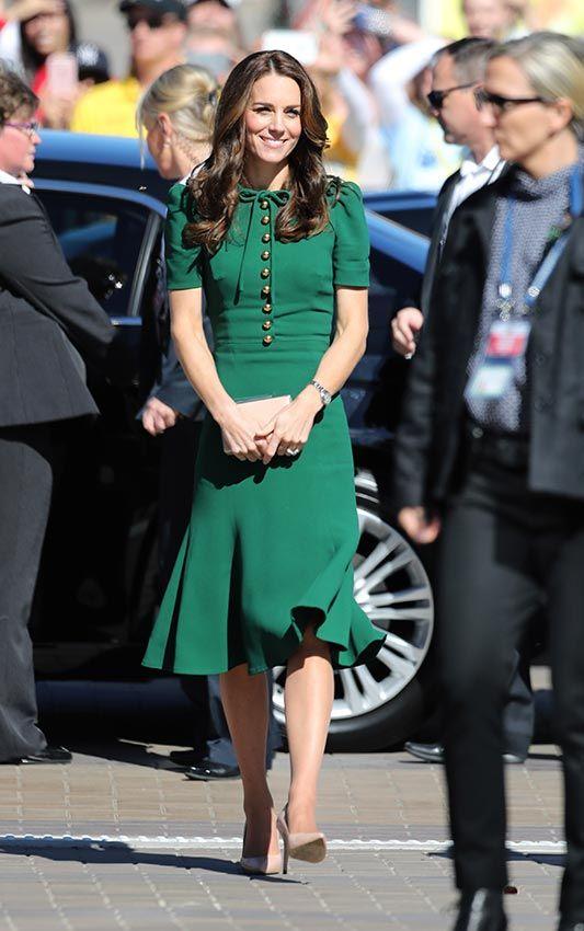 Kate Middleton y sus 'looks' en Canadá: foto a foto, así ha vestido en su viaje oficial