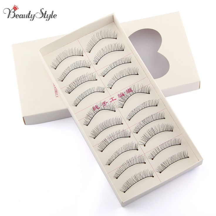 Find More False Eyelashes Information about 10 Pairs Human Hair Handmade Fake Natural False Eyelashes Lashes Eyelash Extensions Kit Cilios Soft Long Sparse Cosmetic,High Quality eyelash extension glue remover,China cosmetic design Suppliers, Cheap cosmetic mirror from Super Wall-Mart A+ Co., Ltd on Aliexpress.com