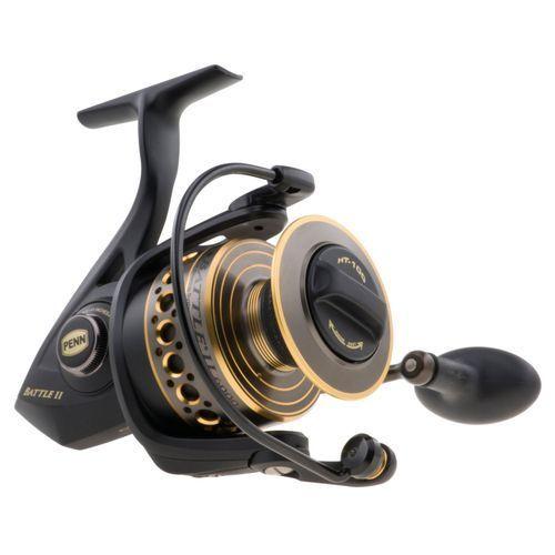 Penn Battle II 6000 Spinning Reel Convertible - Fishing Reels, Spinning Ultralight Reels at Academy Sports