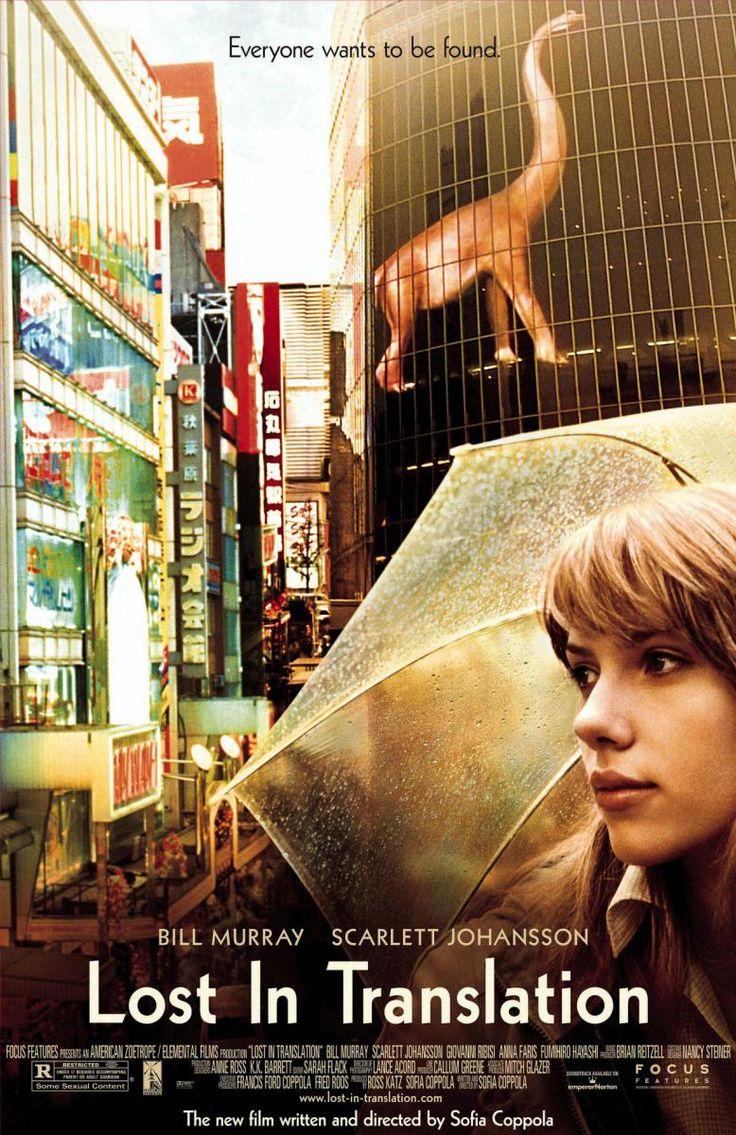 Bob Harris, un actor norteamericano en decadencia, acepta una oferta para hacer un anuncio de whisky japonés en Tokio. Está atravesando una aguda crisis y pasa gran parte del tiempo libre en el bar del hotel. Y, precisamente allí, conoce a Charlotte, una joven casada con un fotógrafo que ha ido a Tokio a hacer un reportaje