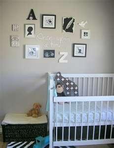 Design Dazzle: Black White Baby Nurseries