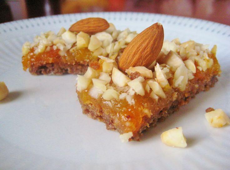 Abrikozen amandel koekjes - gezond