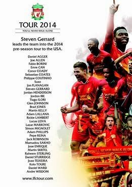 Liverpool Fan updates of Nepal: Liverpool FC tour 2014, squads, matches and schedules @ http://liverpoolfcfanupdates.blogspot.com/2014/07/liverpool-fc-tour-2014-squads-matches.html  #lfctour2014 #lfc4life #lfcnepal