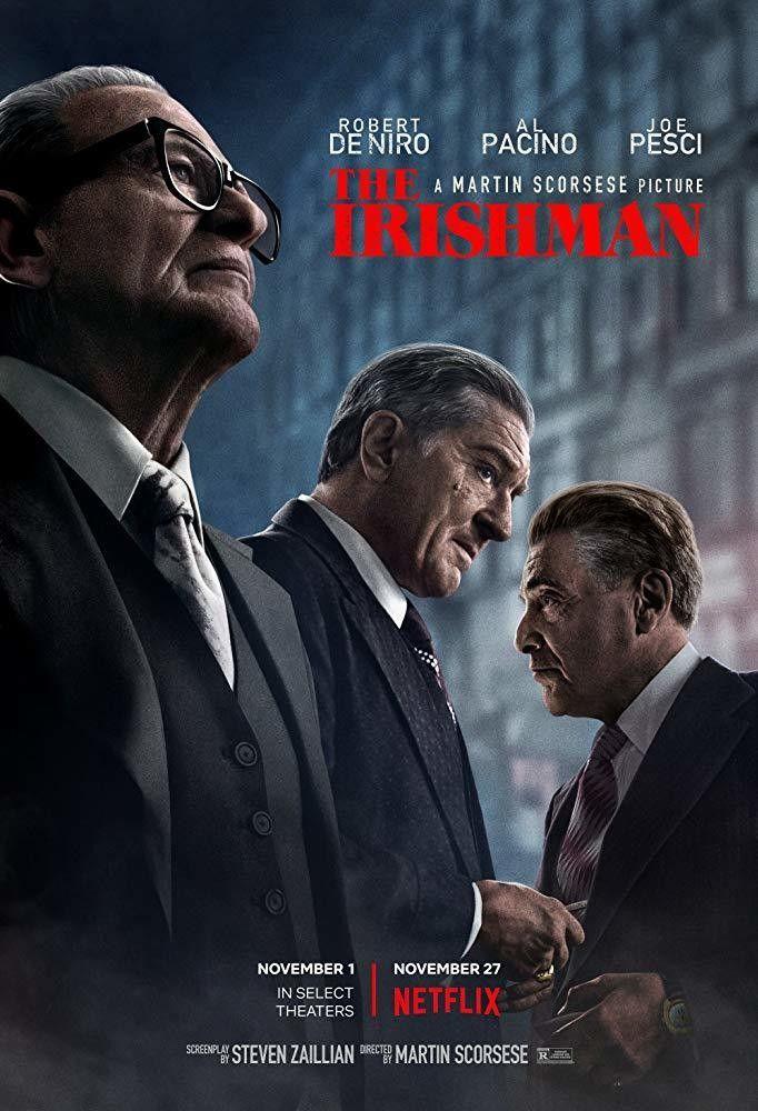 The Irishman Scorsese Streaming Vf : irishman, scorsese, streaming, Netflix