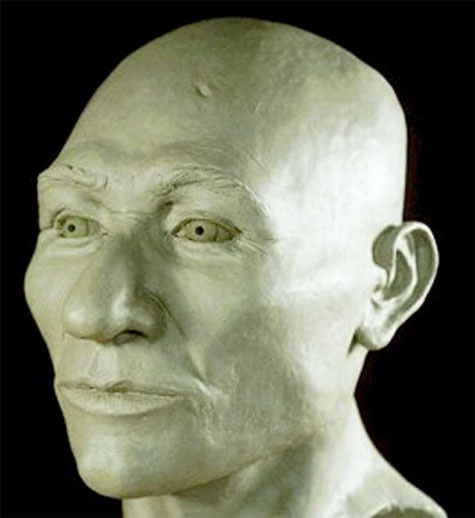 """An analysis of the remains of the 9,500-year-old Kennewick Man has revealed that he was not from the Columbia Valley, as previously thought. Isotopes in the bones told scientists Kennewick Man was a hunter of marine mammals, such as seals. Owsley said. """"They are not what you would expect for someone from the Columbia Valley. You would have to eat salmon 24 hours a day and you would not reach these values. This is a man from the coast, not a man from here. I think he is a coastal man."""""""