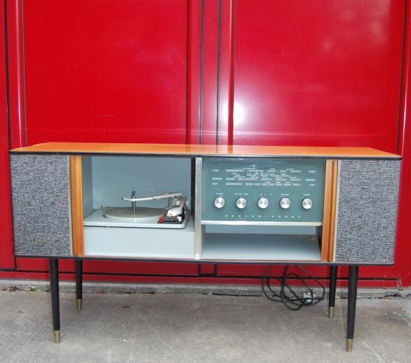 New Home Technology: 33 Best Vintage Radiograms & Record Players Images On