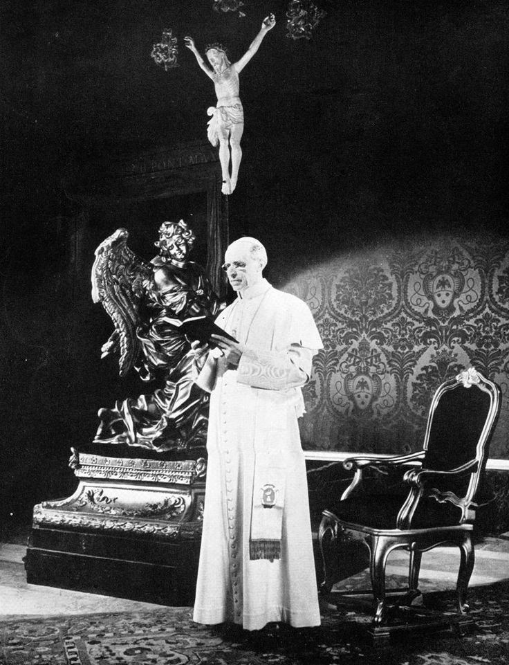 pius xii encyclical virginity